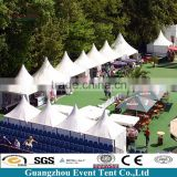 Guangzhou trade aluminum pole tipi tents for sale