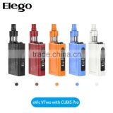 Joyetech Dual circuit protection 75W eVic VTwo Mini with CUBIS Pro W/O Battery