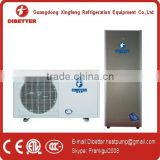 3.5kw Air Source Heat Pump(CE approved Split type with High COP,Sanyo Compressor)