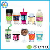 soft insulated neoprene cup sleeve for promotion                                                                         Quality Choice