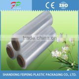 Hot sale good quality pe stretch film Plastic Wrapping Clear LLDPE Stretch Film for Pallet