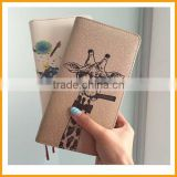 Leather Purse/ Promotional Colorful Women Envelope leather wallet/Purse                                                                         Quality Choice