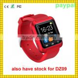 waterproof 3G support flash inside k8 dzo9 smart watch phone                                                                         Quality Choice