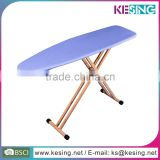 Ironing Board with Cotton Cover with Bamboo Leg