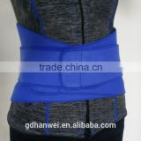 breathable body shaper waist belt in waist support