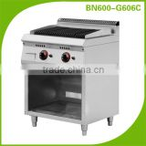 Buffet Equipment Electric Grill Lava Rock/Electric Barbecue Grill with Cooking Lava Rock/Commercial Grill With Lava BN600-E606C