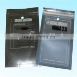 Plastic mylar zipper stand up packaging bag for electronics/Electronics doypack packaging                                                                                                         Supplier's Choice