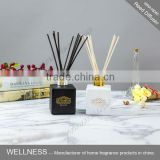 luxury aroma reed oil diffuser with rattan sticks                                                                                                         Supplier's Choice