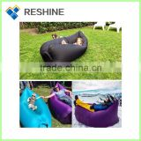 Wholesale inflatable air bag chair sofa banana sleeping bag
