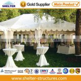 15x15 tent Luxury Roof lining wedding marquee tent With Durable Aluminum tent alloy frame