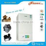 hot water gas boiler for home heating system safe heating system low-carbon heating system gas boiler