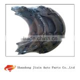 Car brake shoe manufacturer in truck car