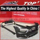 Carbon Body kit for Porsche 2011-2014 958 HMV Style dual muffler for porsche aero kit
