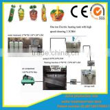 Myanmar bag juice /water production line (from water treatment to packing machine)