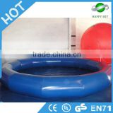 Hot Salling inflatable frog pool,adult inflatable swimming pool,inflatable pool slide with climbing wall