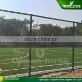 Ball-shaped Hot Galvanizing square wire mesh fence