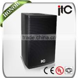 "ITC TS-810 300W 10"" and 1.5"" Conference Room Sound System Neodymium 8 ohm Sound Box Price"