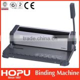 double wire binding machine hardcover book binding machine commercial book binding machine