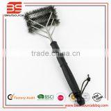 "Amazon top quality 12"" 16""18"" barbecue grill brush cleaning brush barbecue cleaner food grade"