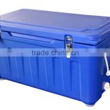 Rotational molding PE Plastic Inner Box Ice Refrigerated Cooler box fishing camping cooler box