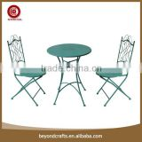 Top quality cheap price metal french bistro chairs
