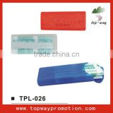 hot promotion plastic bandage box with 5 bandage