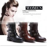 2016 Fashion winter wholesale cheap cowboy boots for women