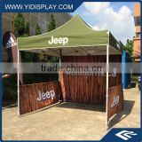 10x10' Advertising Pop Up Canopy Tent