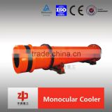 Monocular Rotary Cooler in rotary kiln used for mining, quarry, mineral project production syatem