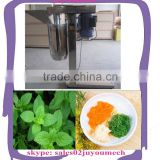 industrial pepper paste making machine/ginger garlic onion paste grinder /ginger paste grinding machine