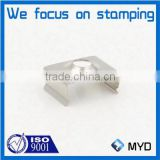 elastic steel retaining clip for LED strip light's fixation