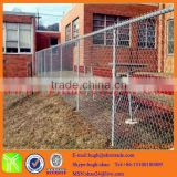 galvanized pvc coated chain link fence vinyl coated chain link fence price removable chain link fence