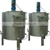 chocolate insulation cylinder chocolate tempering machine for sale
