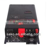 Solar Sine Wave Inverter with UPS Function Automatic Lin-to-Battery Switch Over 12V/24V/48V