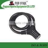 Anti-theft Combination Chain Bike Lock with Password for Cyclist