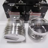 Mitsubishi S6S Piston for excavator parts