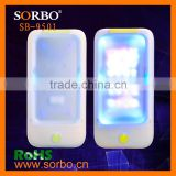 Portable UV Light Cell Phone Sterilizer Smartphone Sanitizer Cell Phone Cleaner, SPA House for Phone, Watch and Jewelry