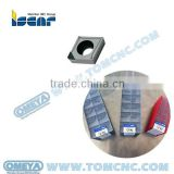 high precision pvd tungsten carbide insert CCMT-CBN