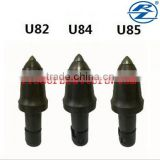 u82/u84/u85 rock drilling auger bits continuous miner bits power tool parts cutting tool picks