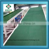 2015 Jiangxi Dingfeng Fully Auto Waste Radial Tyre Shattering Equipment for crumb rubber