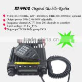 DMR ST-9900 digital mobile radio for VHF or UHF optional