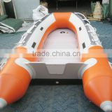 6 Persons Outboard Engine Inflatable RIB Boat