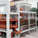 2015 clay brick making production line brick making machine