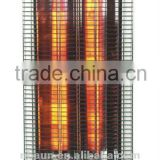 1000W electric induction carbon fiber element infrared convector room tube heater NSB-100K5