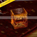 10 OZ Barware Tumbler Business Gift Square Whiskey Glass