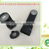 2015 hot sale keurig plastic water filter holder with black color