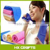 Highly Effective Golf Towel Gym Towel Yoga Towel Outdoor Activity Chilly Sport Cooling Towel