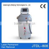 The most comfortable treatment diode laser 808nm hair removal beauty salon equipment JTDL-SA