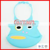 Lovely Washable Silicone Baby Bibs Soft Feeding Baby Kids Bibs Waterproof Toddlers Bibs bibs
