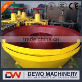 wet pan mill can making machinery